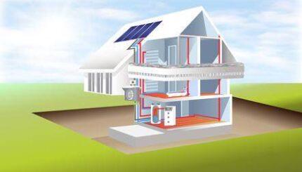 Инженерные системы дома