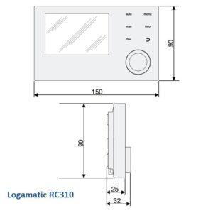 Logamatic RC310