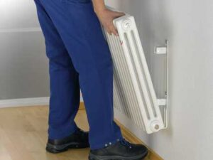 Порядок замены радиатора 1