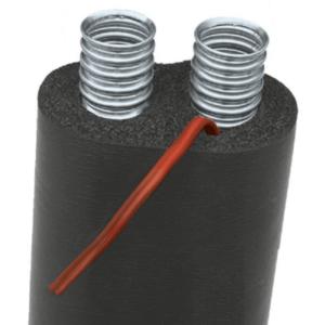 Труба для подключения коллектора Innoflex с кабелем в бухте 20 метров 1