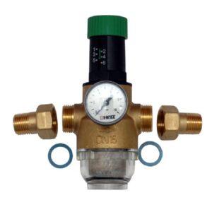 Редуктор давления (0-40°С) Herz 1