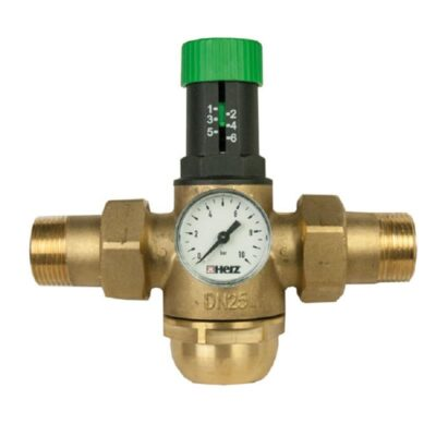 Редуктор давления (0-70°С) Herz 1