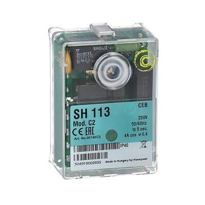 Топочный автомат SATRONIC SH 113 Mod.C2 1