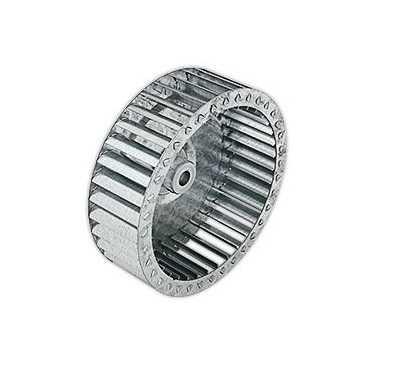 Колесо вентилятора горелки